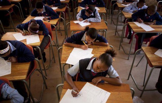 National Senior Certificate exams