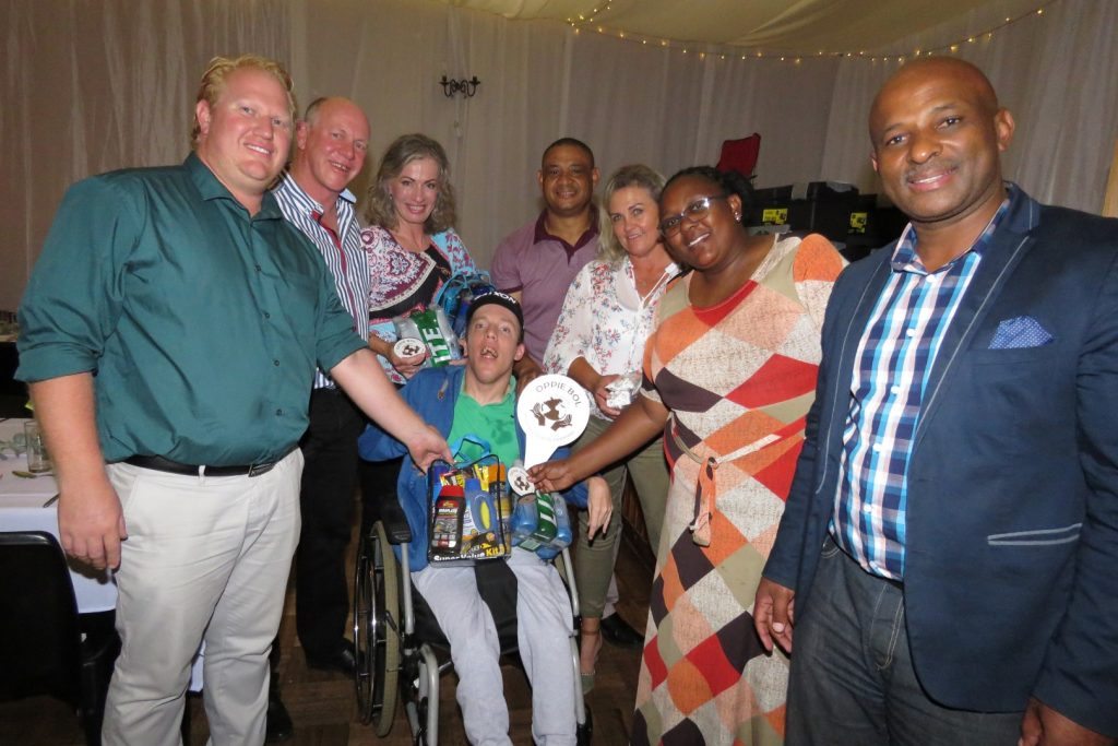 George Disability Awareness Charity Golf Day
