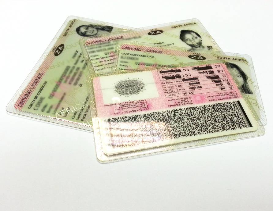 driving licence applications